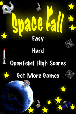 SpaceFall_ScreenShot1